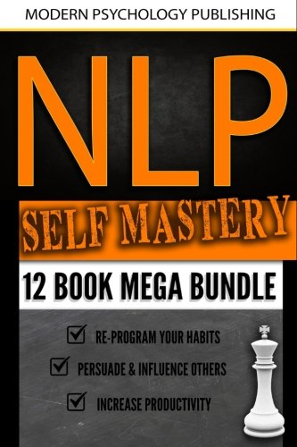 NLP Self Mastery: 12 Book Mega Bundle