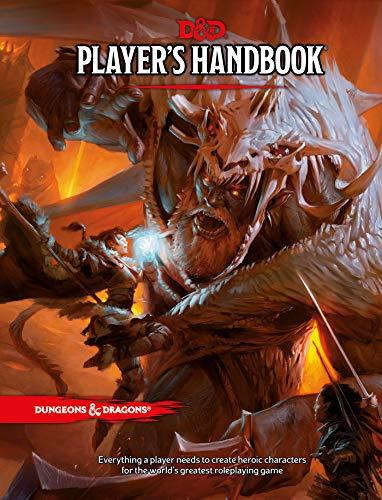 Player's Handbook (Dungeons & Dragons)