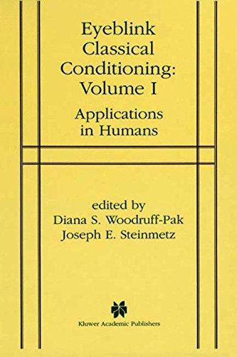Eyeblink Classical Conditioning, Vol. 1: Applications in Humans