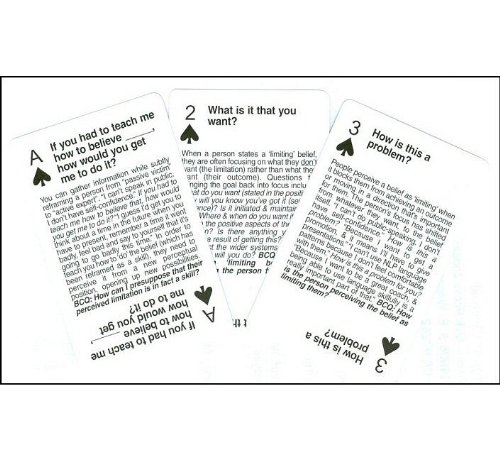 NLP Belief Buster Cards